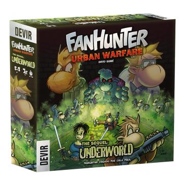 Fanhunter - Urban Warfare...