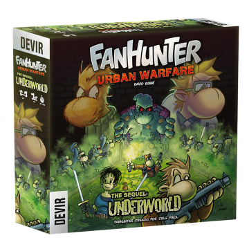 Fanhunter - Urban Warfare...