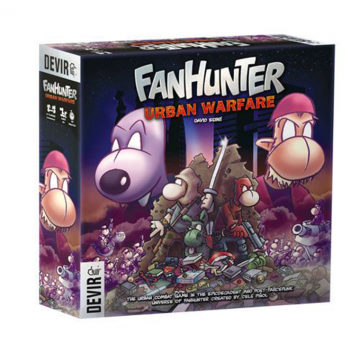 Fanhunter - Urban Warfare
