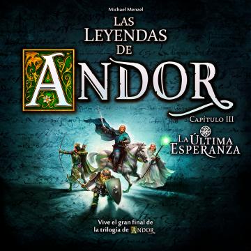 Las Leyendas de Andor: La...