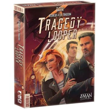 Tragedy Looper: Regreso a...