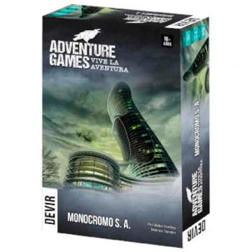 Adventure Games: Monocromo,...