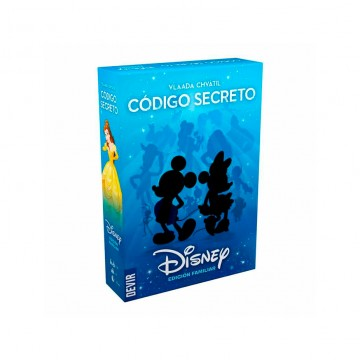 Código Secreto - Disney