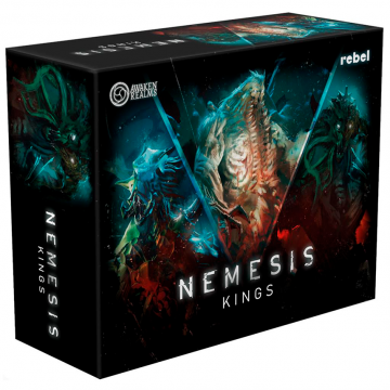 Nemesis: Alien Kings...