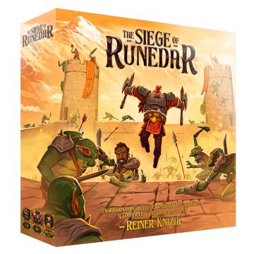 The Siege of Runedar...