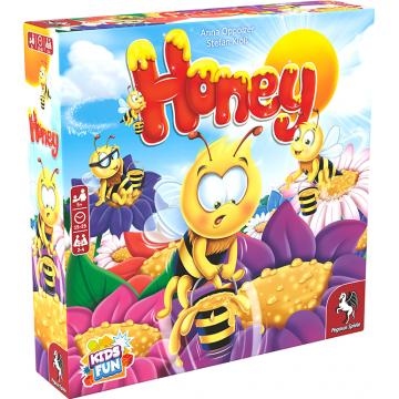 Honey (Inglés)