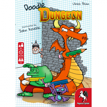 Doodle Dungeon (Inglés)