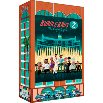 Burgle Bros 2: The Casino...