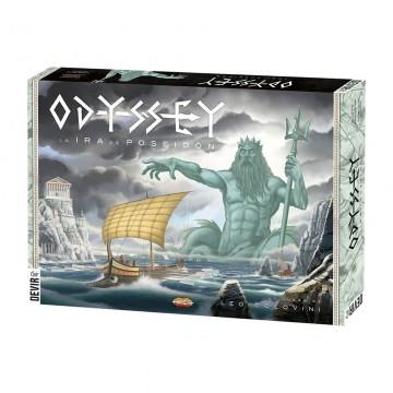 Odyssey La Ira de Poseidón