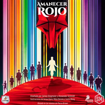 Amanecer Rojo [PREVENTA]