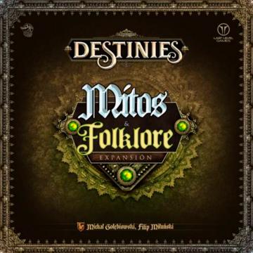 Destinies: Mitos y Folklore...