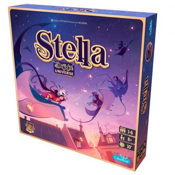Stella Dixit Universe...