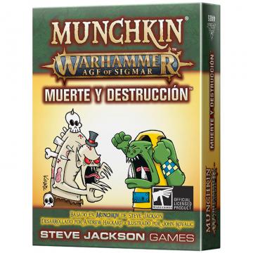 Munchkin: Muerte y Destrucción