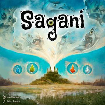 Sagani (Inglés)