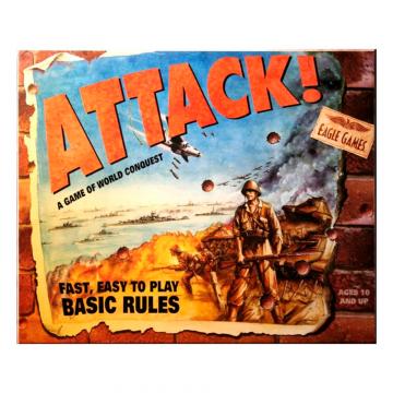 Attack! (Inglés)