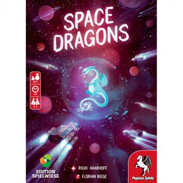 Space Dragons (Inglés)