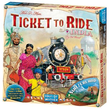 ¡Aventureros al Tren! India...