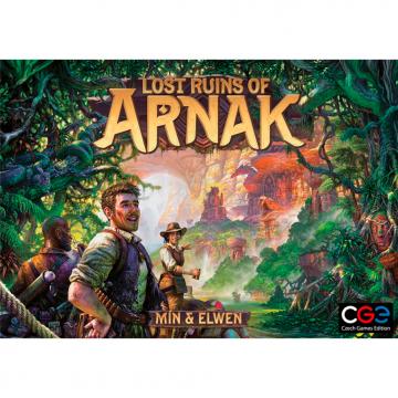 Lost Ruins of Arnak (Inglés)