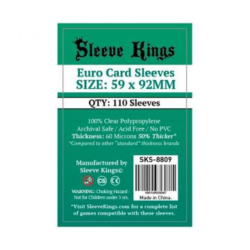 [8809] Sleeve Kings Euro...