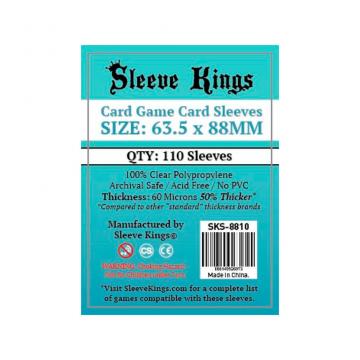 [8810] Sleeve Kings Card...