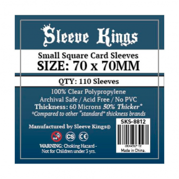 [8812] Sleeve Kings Small...