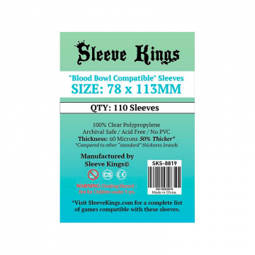 [8819] Sleeve Kings Blood...