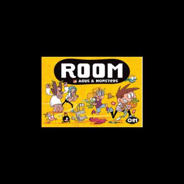Room: Agus y Los Monstruos