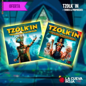 Pack Tzolk'in: The Mayan...