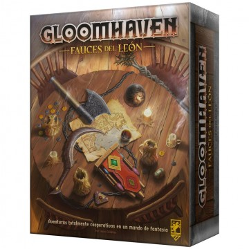 Gloomhaven Fauces del León...