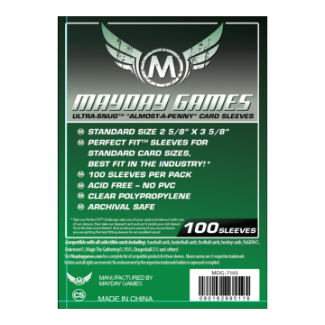 [7105] Mayday Games...