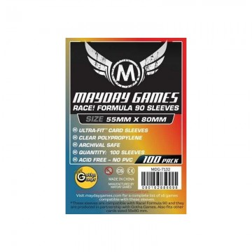 [7132] Mayday Games Race!...