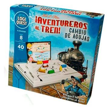 ¡Aventureros al Tren!...