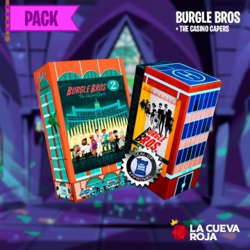 Pack Burgle Bros