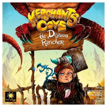 Merchants Cove: La Criadora...