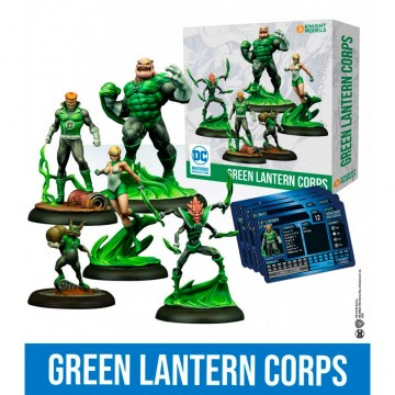 DC Universe Miniature Game:...