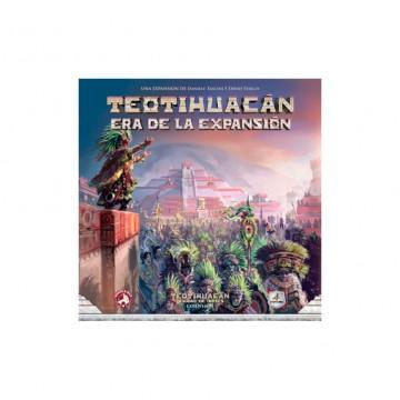 Teotihuacán: Era de la...