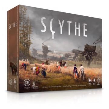 Scythe (Inglés)