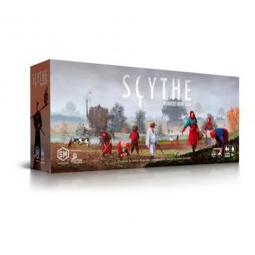 Scythe: Invaders From Afar...