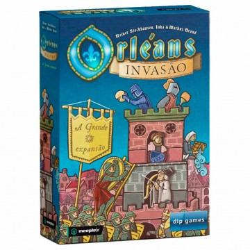 Orléans: Invasão (Portugués)