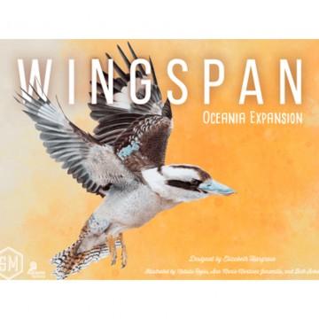 Wingspan: Expansión Oceanía...