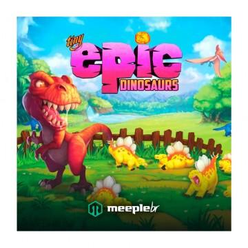 Tiny Epic Dinosaurs...
