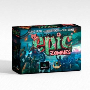 Tiny Epic Zombies (Portugués)