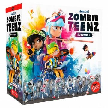 Zombie Teenz Evolution...