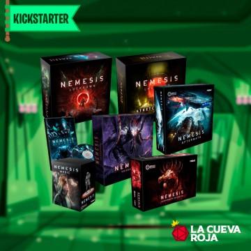 Nemesis Lockdown Gameplay...