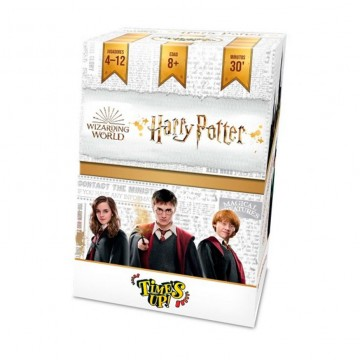 Time's Up! Harry Potter...