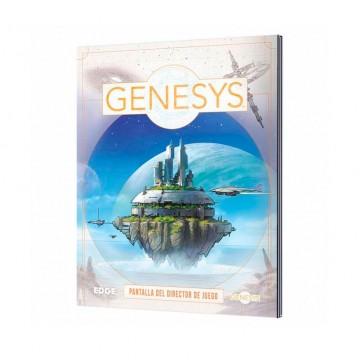 Genesys - Pantalla del DJ...