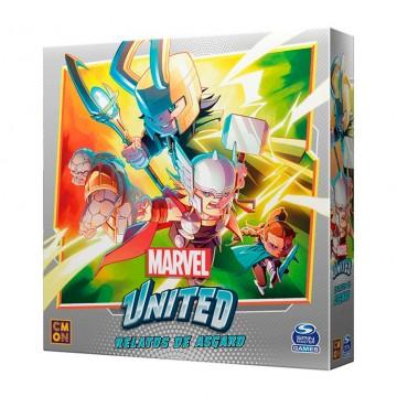 Marvel United - Relatos de...