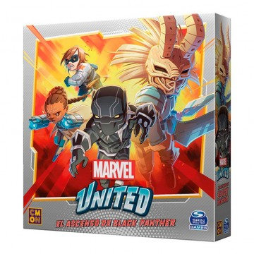 Marvel United - El Ascenso...