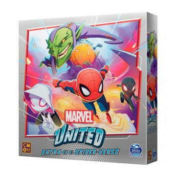 Marvel United - Entra en el...
