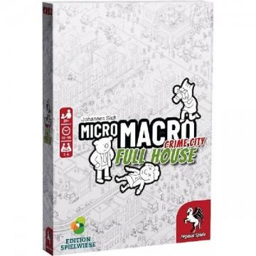 Micro Macro: Full House...
